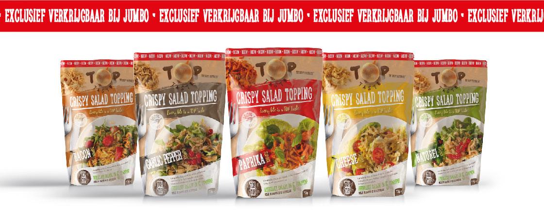 The Crispy Tastemaker • Salad Topping